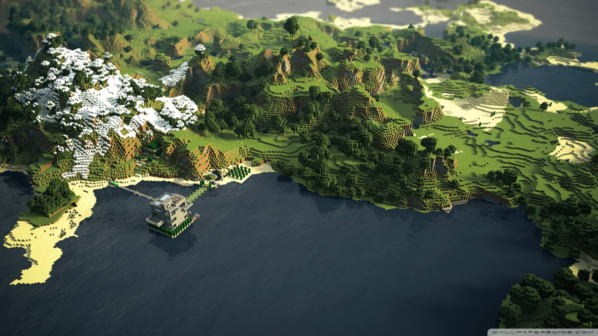Actualité The-Minecraft V2 - The-Minecraft.fr