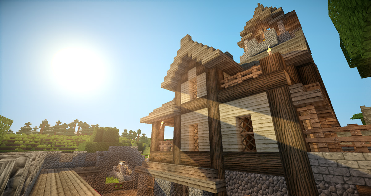 Top 10 Meilleurs Texture Packs Minecraft Janvier 2021