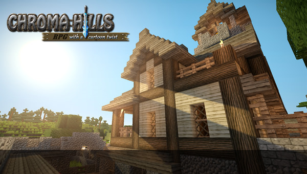 Chroma Hills Texture Pack Image 1