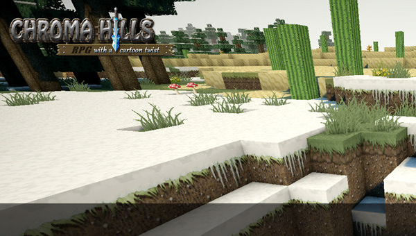 Chroma Hills Texture Pack Image 3