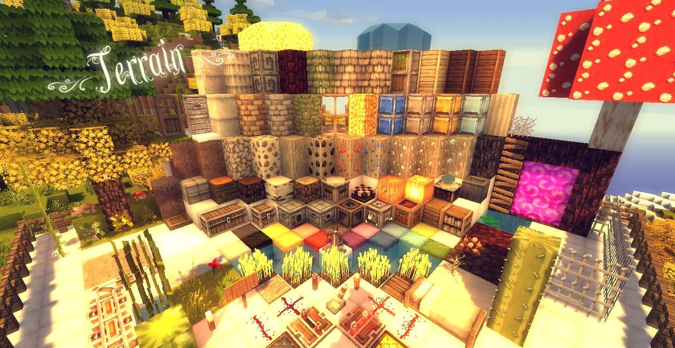 SummerFields Texture Pack Image 1