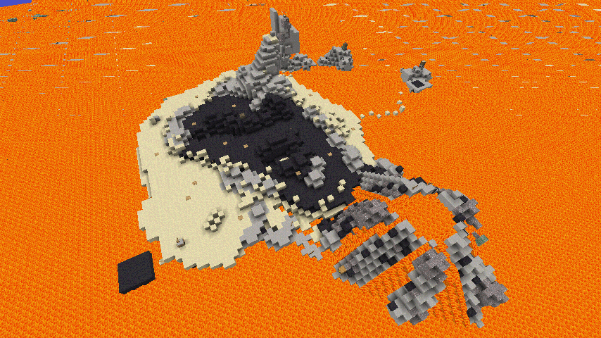 Super Hostile #1 : Sea of Flame 2 Map Image 4