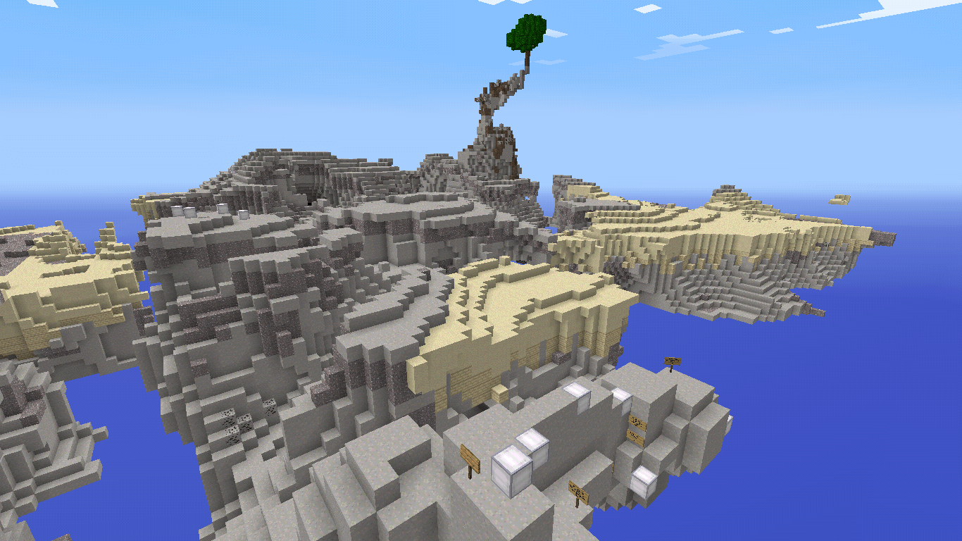 Super Hostile #3 : Infernal Sky 2 Map Image 1