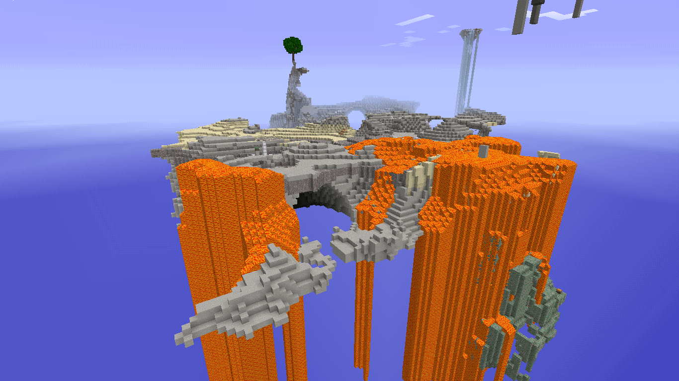 Super Hostile #3 : Infernal Sky 2 Map Image 3
