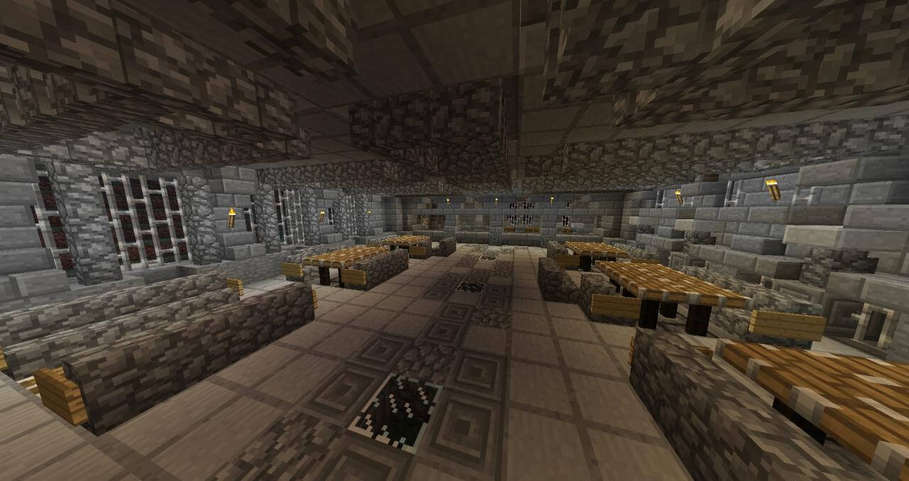 Map Cops and Robbers 3 : Escape from Alcatraz - The-Minecraft.fr