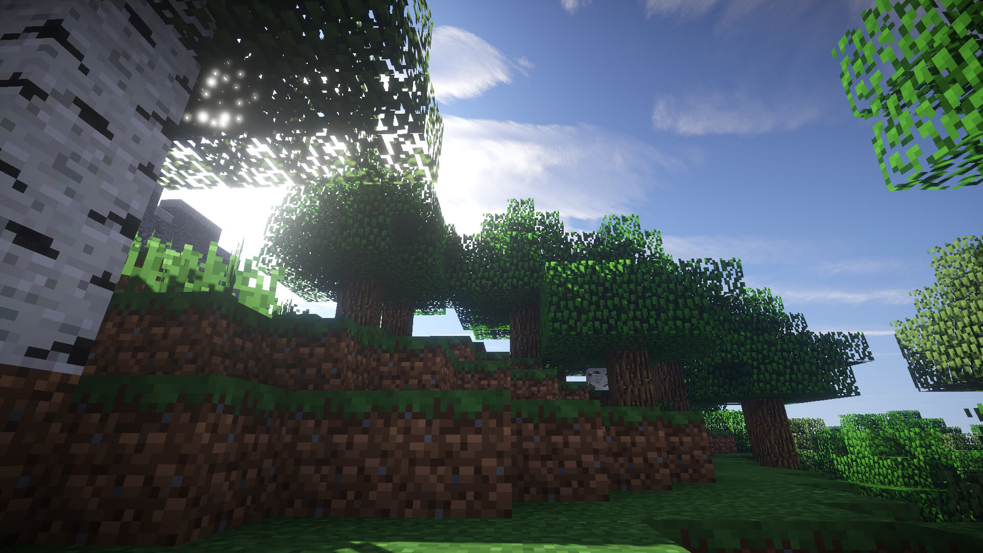 Sonic Ether's Unbelievable Shaders Shader Image 2