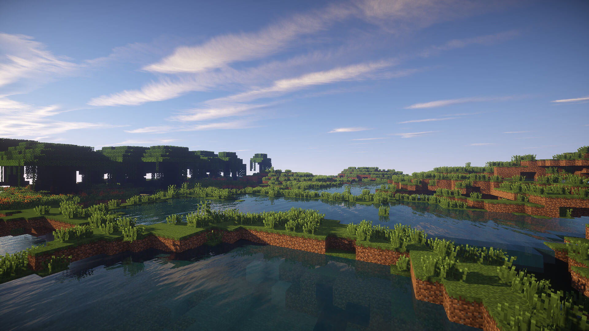 Shader Sonic Ether's Unbelievable Shaders - The-Minecraft.fr