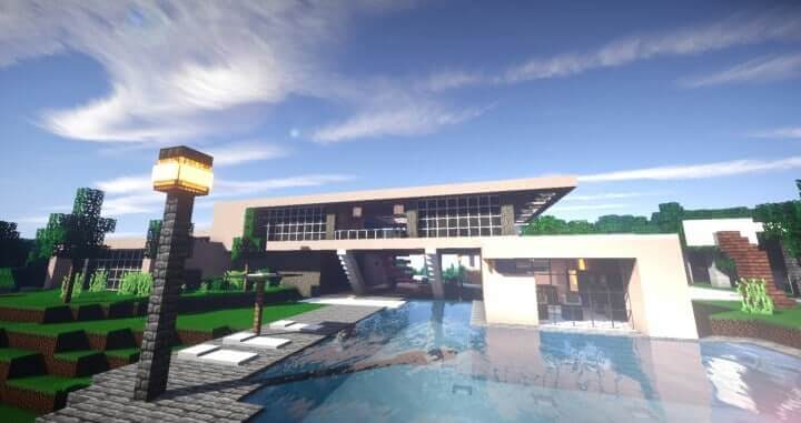 Texture Pack Modern Craft - The-Minecraft.fr