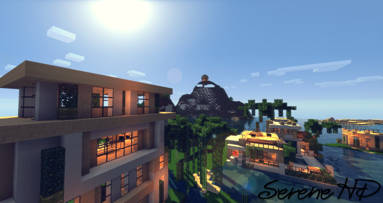 Serene HD Texture Pack Image 2