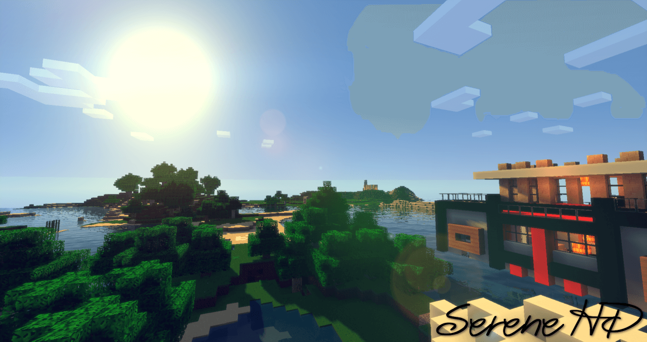 Serene HD Texture Pack Image 4