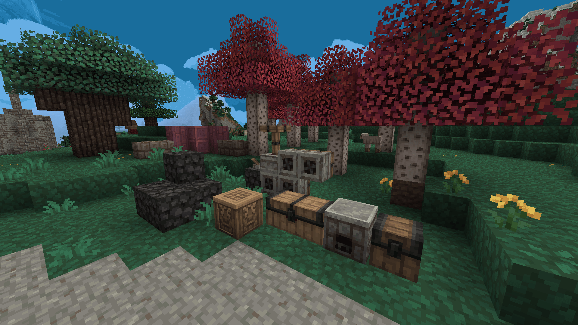 Texture Pack Pixel Perfection - The-Minecraft.fr