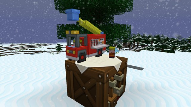 Sphax XmasBDcraft Texture Pack Image 1