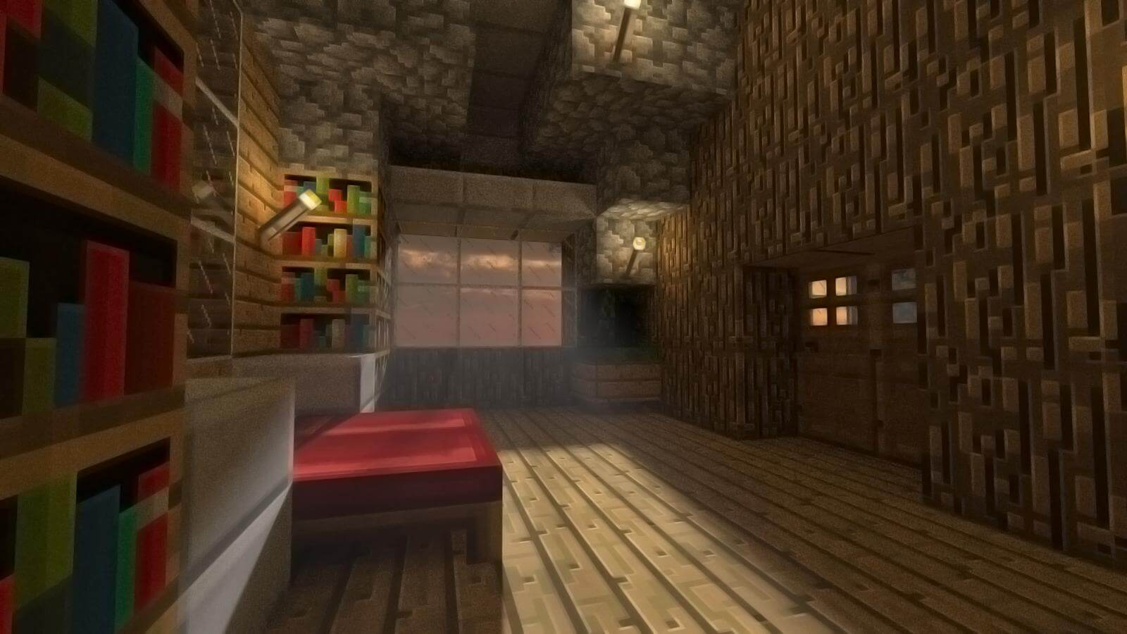 Texture Pack Traditional Beauty - The-Minecraft.fr