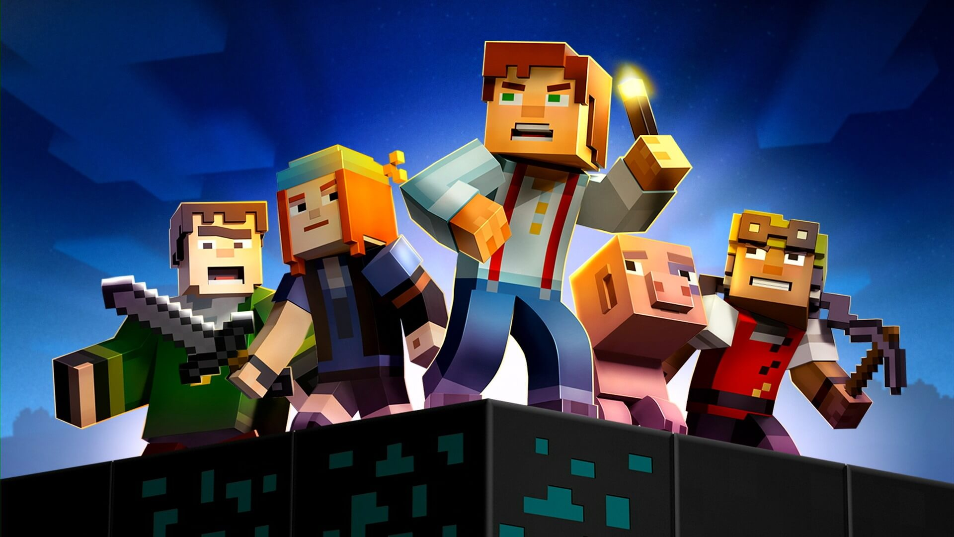 Actualité Minecraft : Story Mode - The-Minecraft.fr