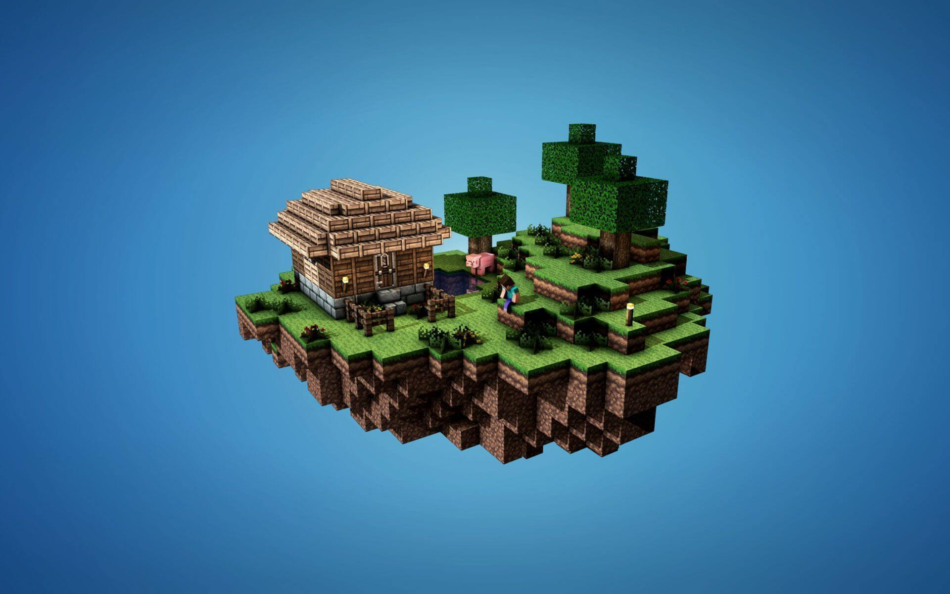 Mod WorldEdit - The-Minecraft.fr