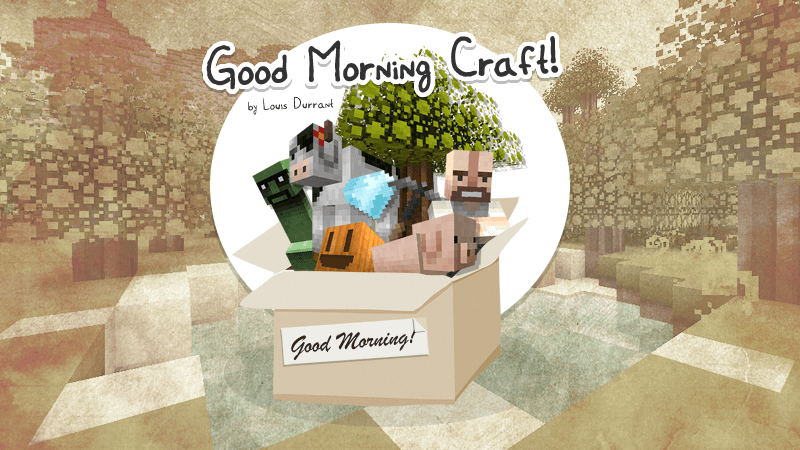 Texture Pack Good Morning Craft - The-Minecraft.fr
