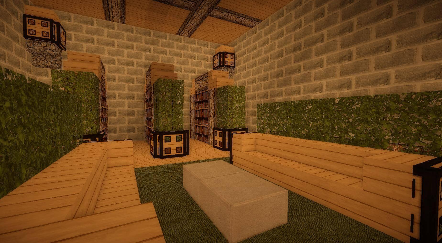 Life - Texture Pack Minecraft 1.12.2, 1.12, 1.8, 1.7.10