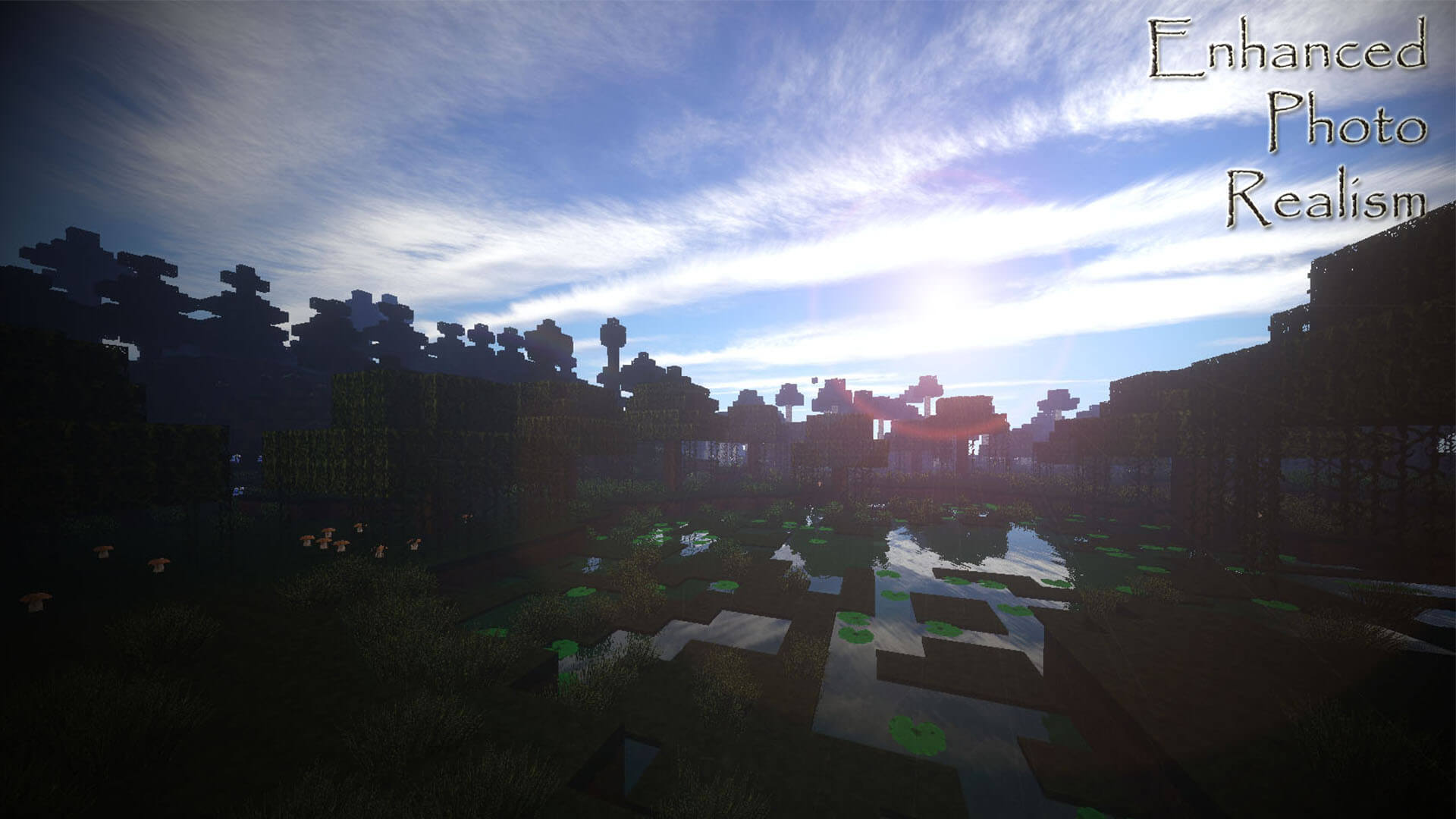 Texture Pack LB Photo Realism - The-Minecraft.fr