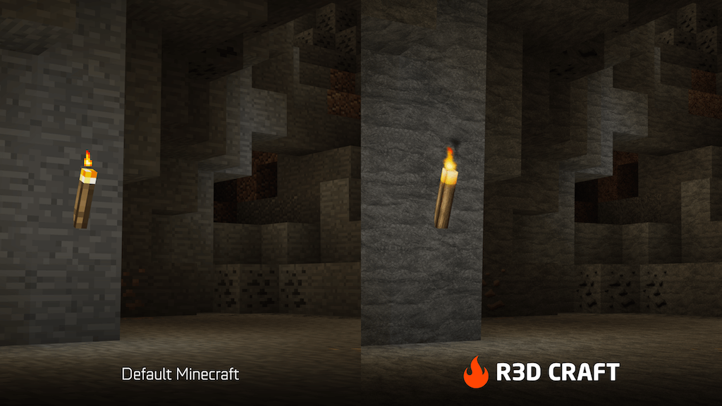 R3D CRAFT Texture Pack Image 6