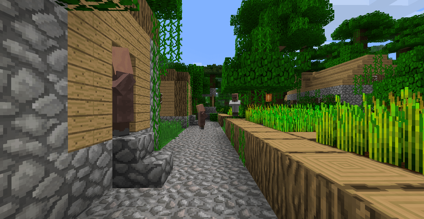 Texture Pack Faithful - The-Minecraft.fr