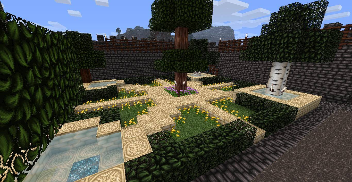 Texture Pack Wolfhound Pack - The-Minecraft.fr