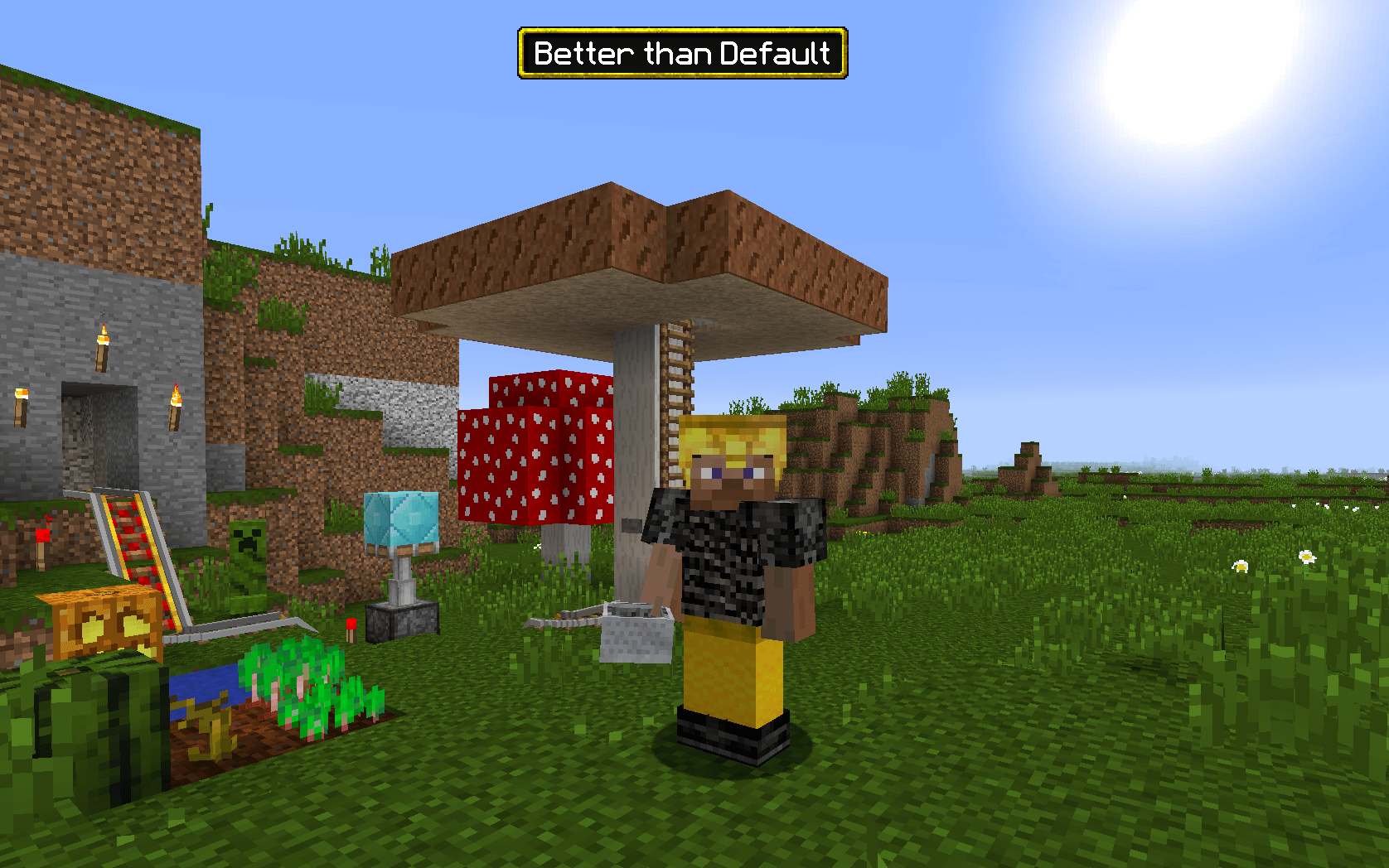 Better Than Default Texture Pack Image 2