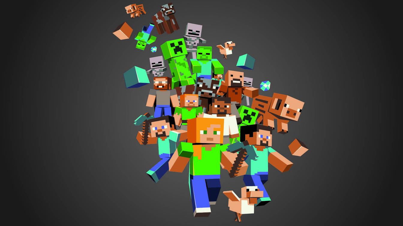 Fond D'écran Minecraft : Minecon