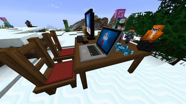 Sphax XmasBDcraft Texture Pack Image 4
