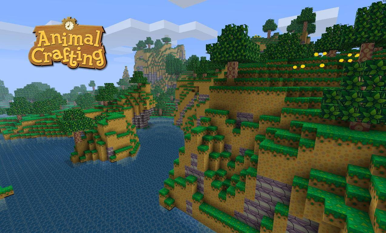 Animal Crafting Texture Pack Image 3
