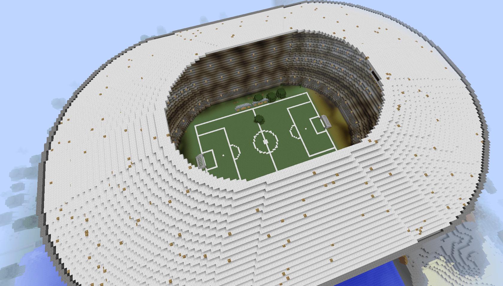 Instant Massive Structures Mod Minecraft 1 13 1 12 2 1 8