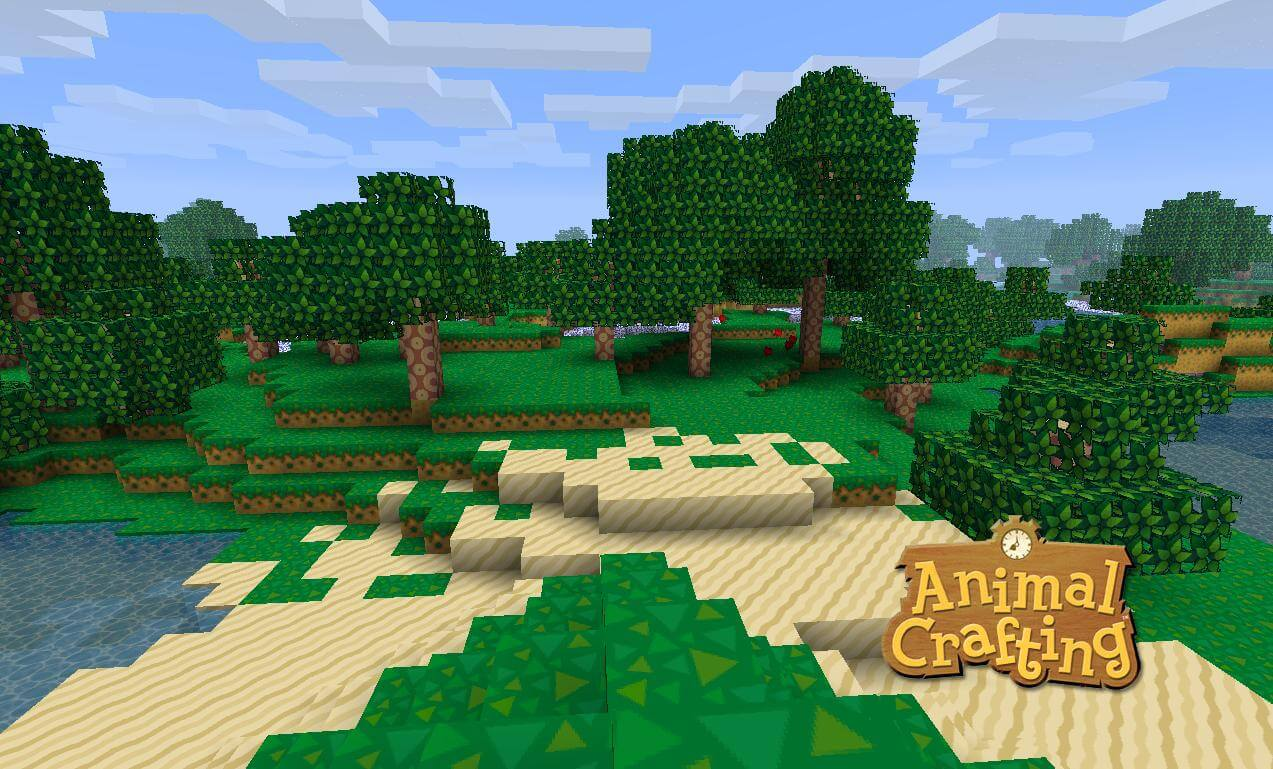 Animal Crafting Texture Pack Image 4