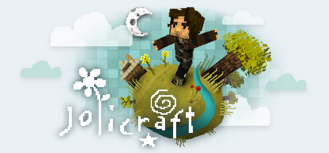 Texture Pack Jolicraft - The-Minecraft.fr