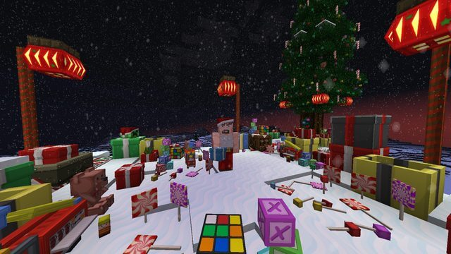 Sphax XmasBDcraft Texture Pack Image 6