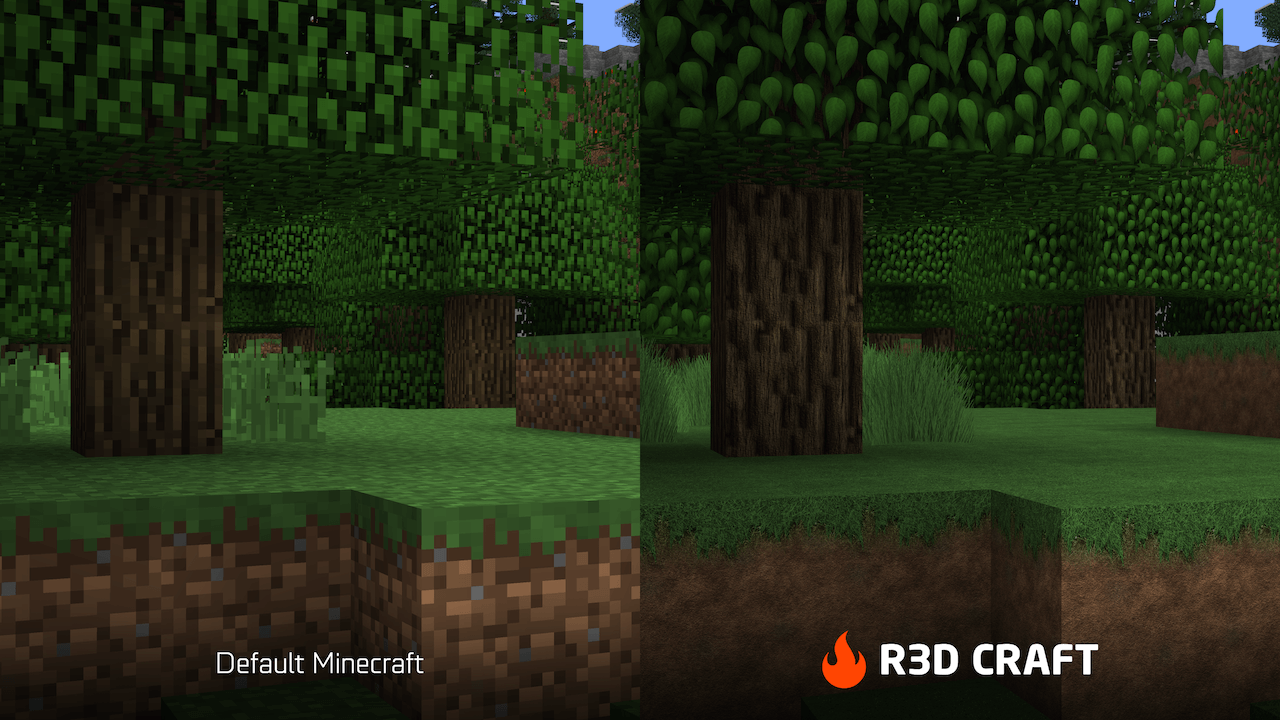 R3D CRAFT Texture Pack Image 5