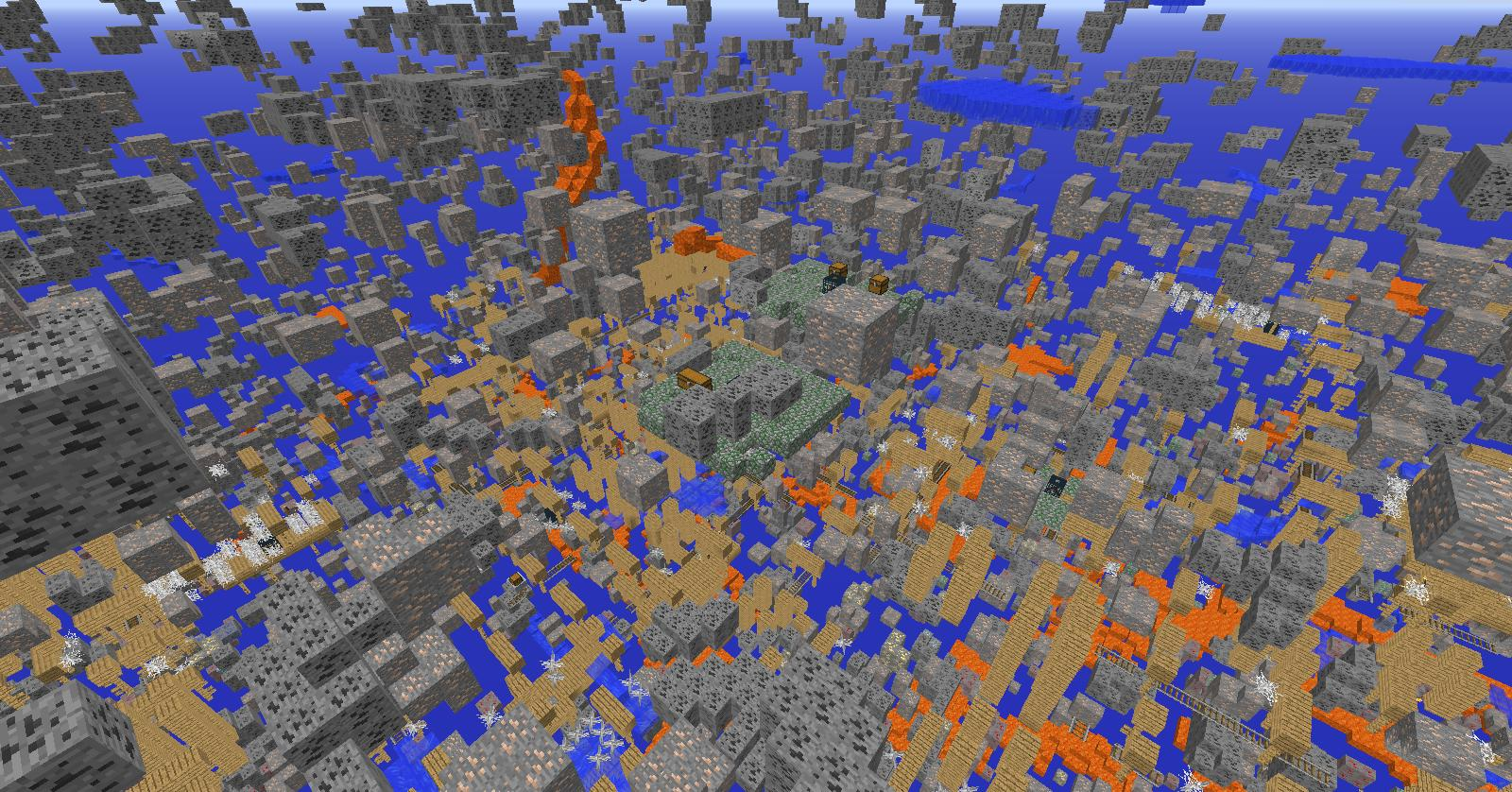 minecraft survival maps 1 8 with Xray on Map Survival Solo Ou Multi Survival Horror together with Soundless Background Mod additionally Quad Mountain Survival Map furthermore Gta Los Santos Map For Minecraft besides Showthread.