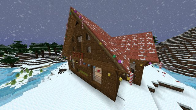 Sphax XmasBDcraft Texture Pack Image 2