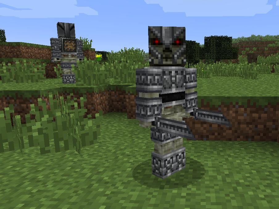 Minecraft Mocreatures Big Cats