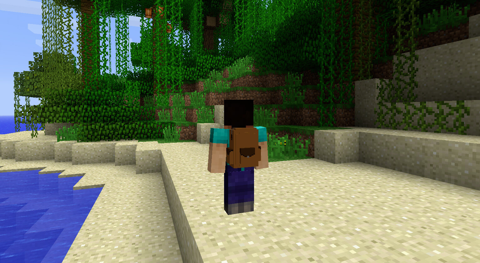 Mod Backpacks - The-Minecraft.fr