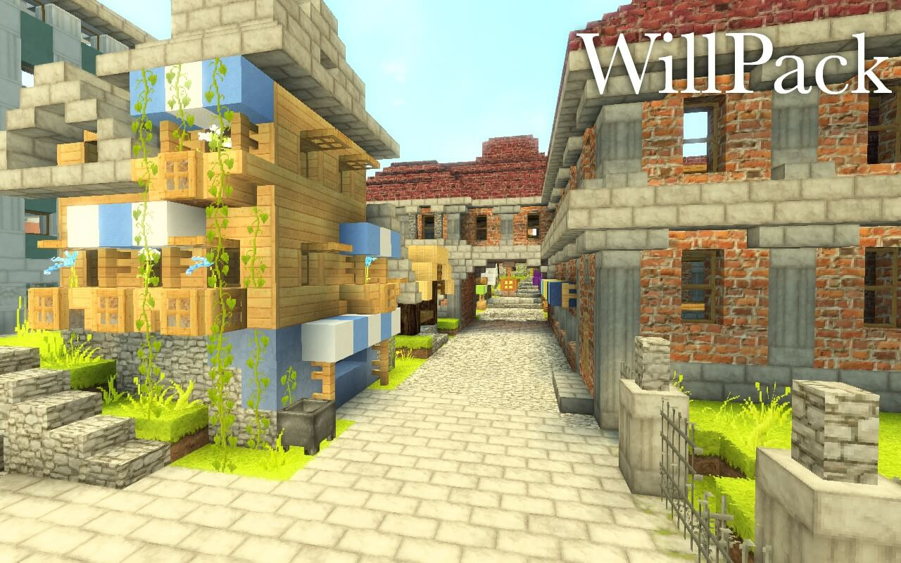 WillPack Texture Pack Image 1
