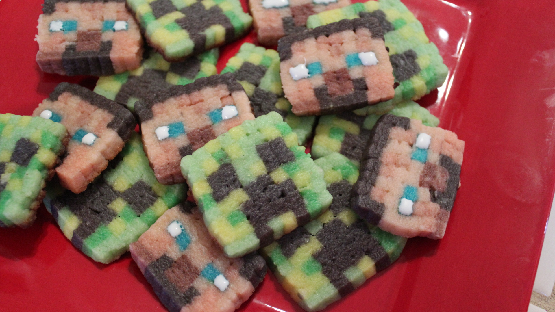 Cookies Minecraft Wallpaper Image