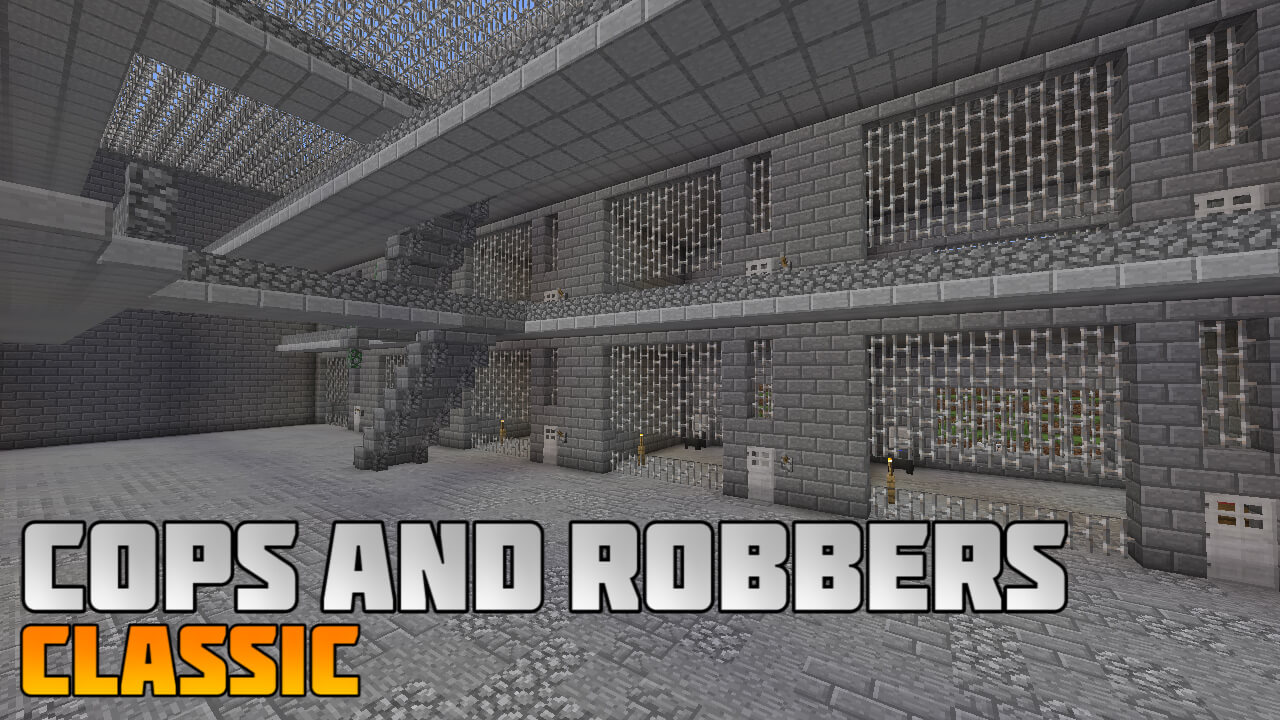 Cops and Robbers 1 : Classic Map Image 1