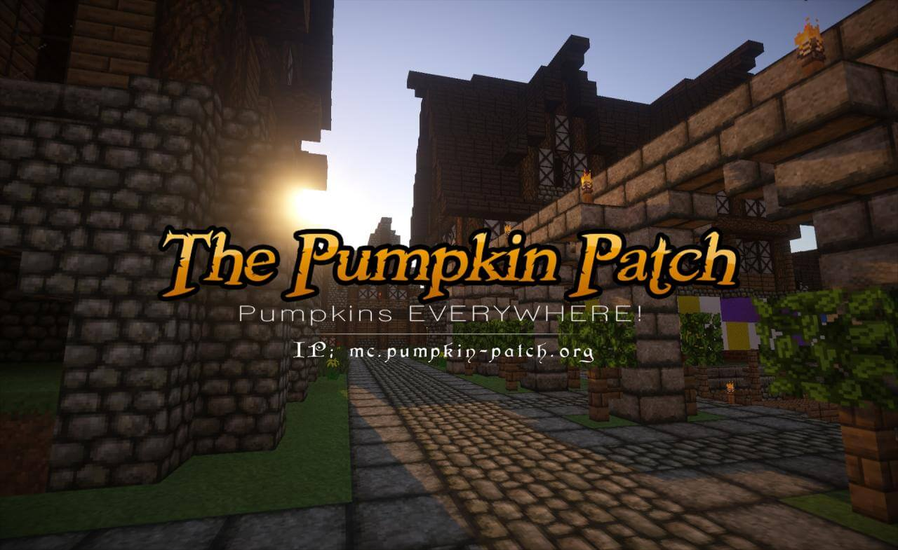 Pumpkin Patch Texture Pack Image 1