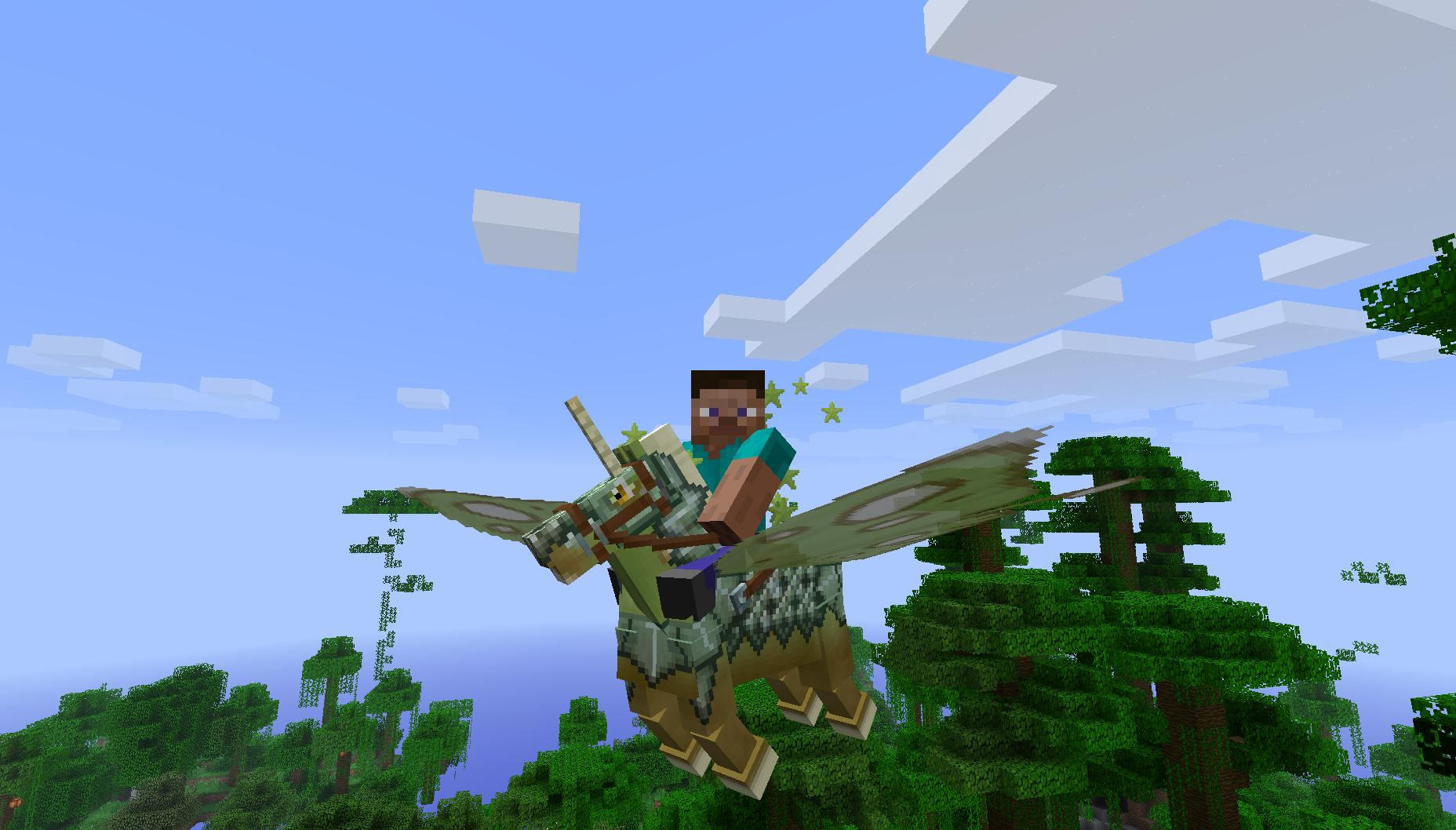 Mod Mo' Creatures - The-Minecraft.fr