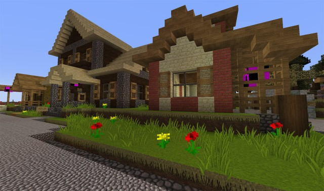 Texture Pack FabooPack - The-Minecraft.fr