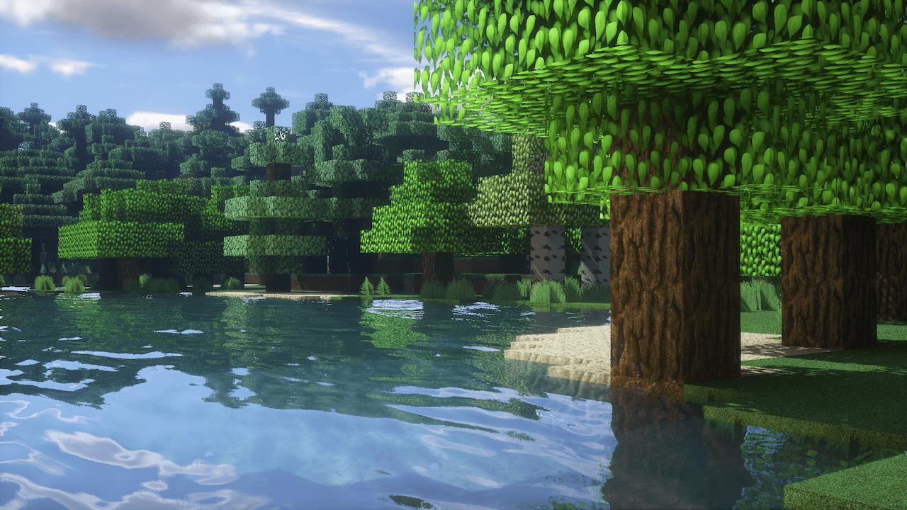 R3D CRAFT - Texture Pack Minecraft 1.16, 1.15.2, 1.15, 1.14, 1.12.2