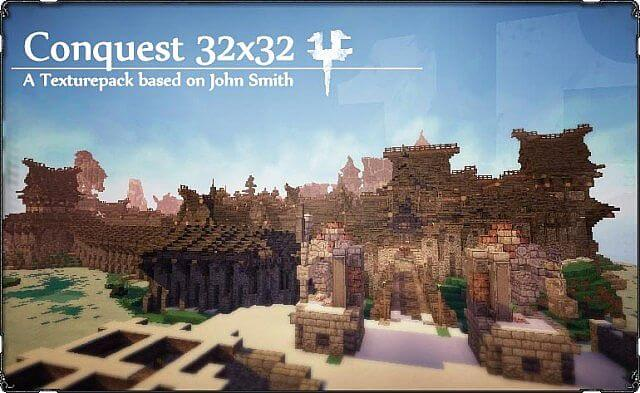 32×32 Conquest Texture Pack Image 1