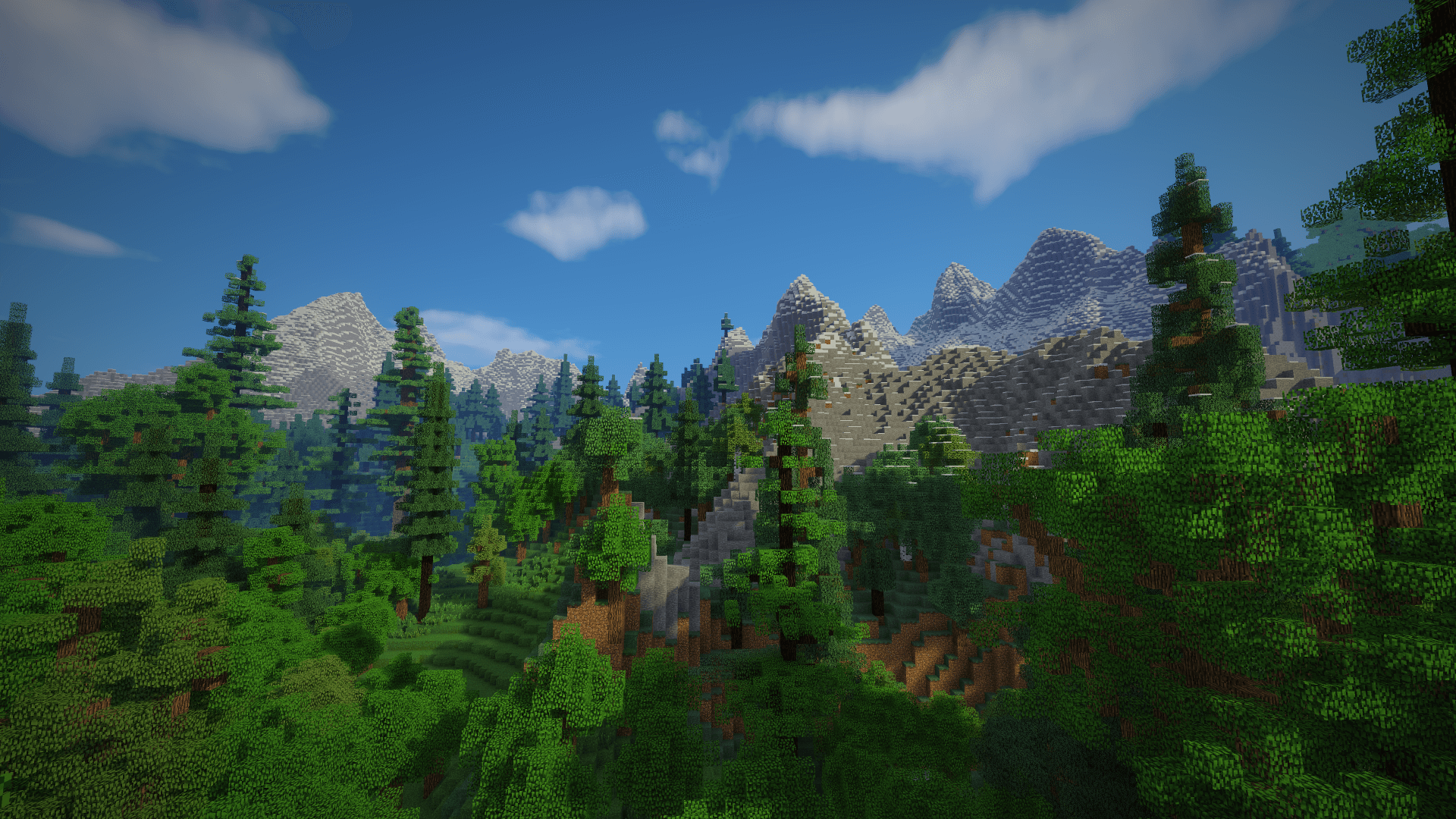 Chocapic13's V6 Shader Image 1