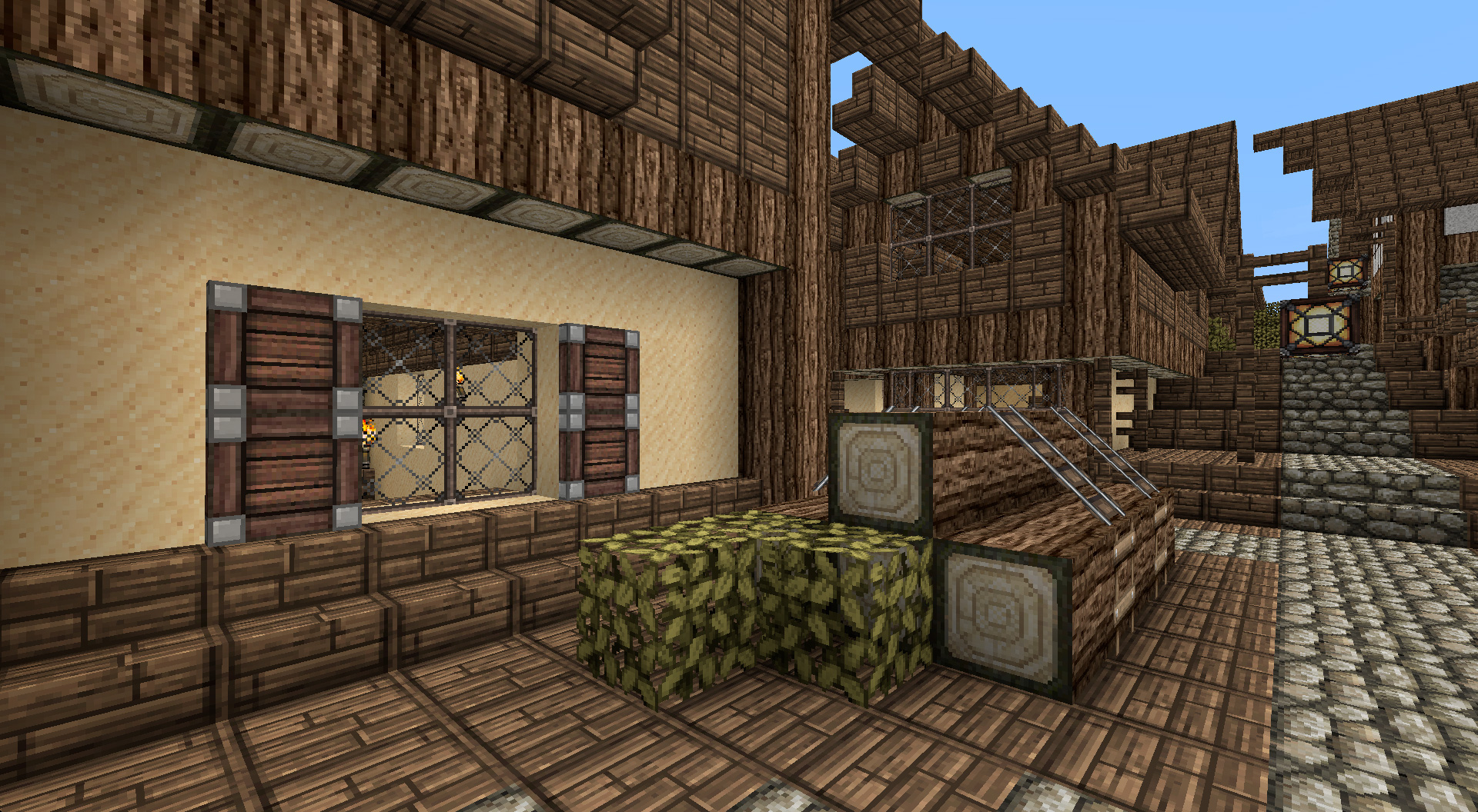 Texture Pack 32×32 Conquest - The-Minecraft.fr