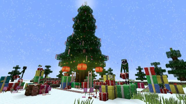 Sphax XmasBDcraft Texture Pack Image 3