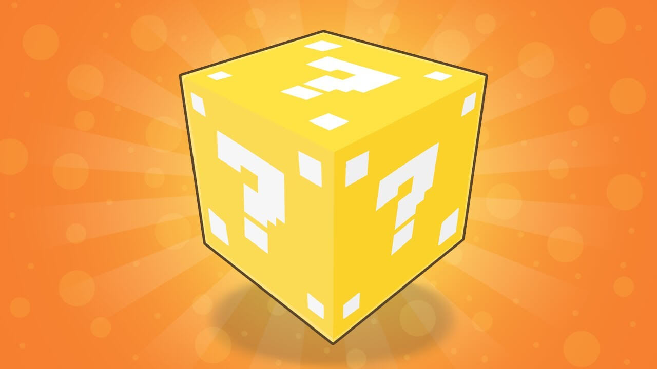 Mod Lucky Block - The-Minecraft.fr